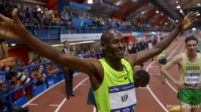 picture of Bernard Lagat
