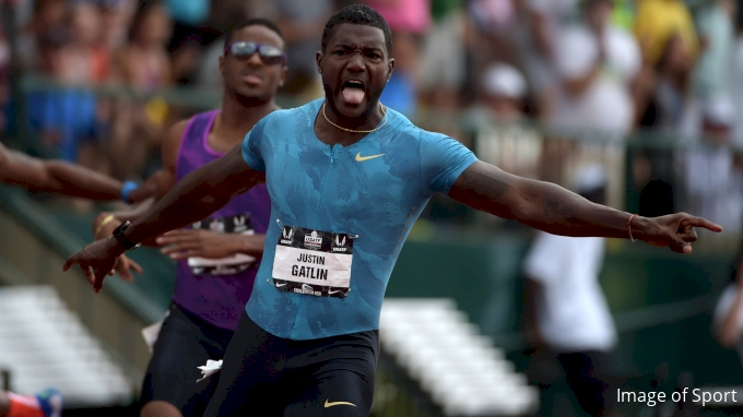 picture of Justin Gatlin