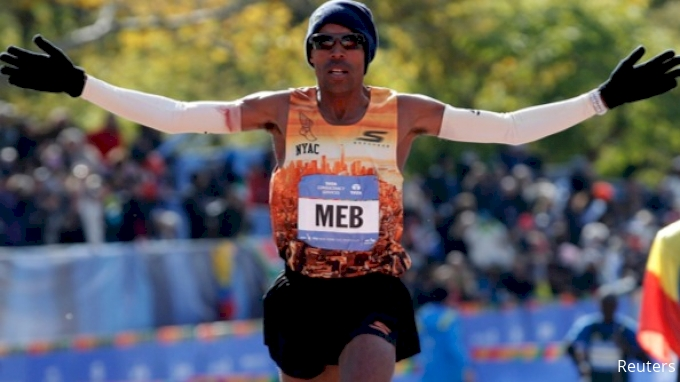 picture of Meb Keflezighi