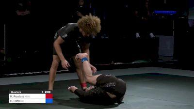 Kade Ruotolo vs Diego Pato Who's Number One Championship
