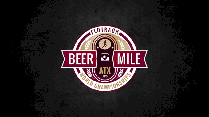 picture of FloTrack Beer Mile World Championships