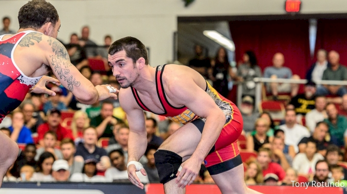 picture of Brent Metcalf