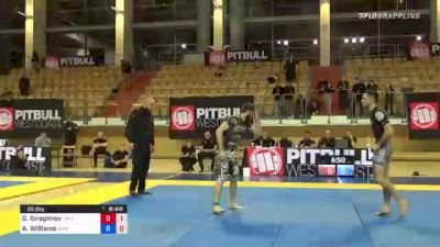 Gairbeg Ibragimov vs Ashley Williams 1st ADCC European, Middle East & African Trial 2021