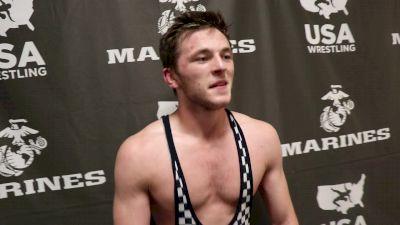 170 lbs - Alex Cramer, IL Junior Greco-Roman Fargo Champion