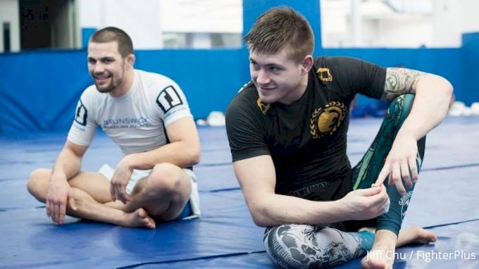 Learning Jiu-Jitsu with John Danaher, Garry Tonon & Tom DeBlass