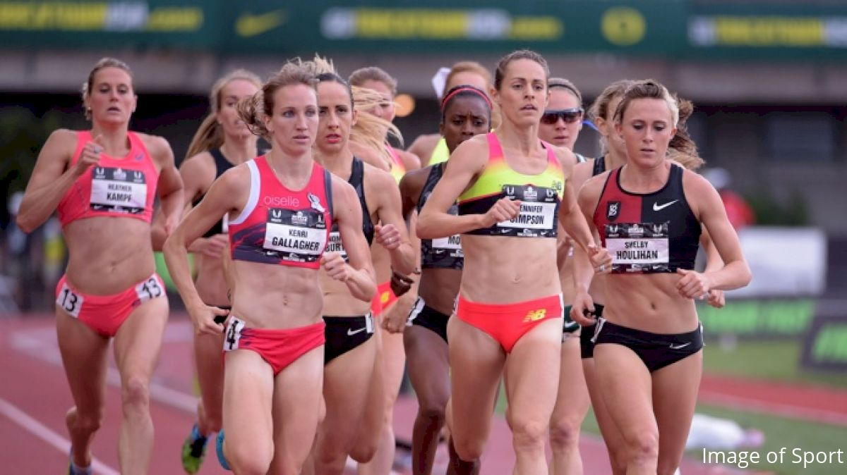 USATF Releases 2016 U.S. Olympic Trials Standards