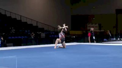 Joscelyn Roberson - Floor, NE Texas Elite - 2021 Winter Cup & Elite Team Cup