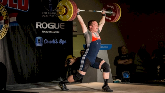 picture of 2016 Arnold Weightlifting Championships Powered by Rogue