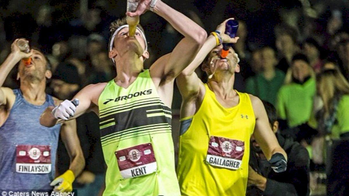 World Record Holders Headline 2016 Beer Mile World Championships