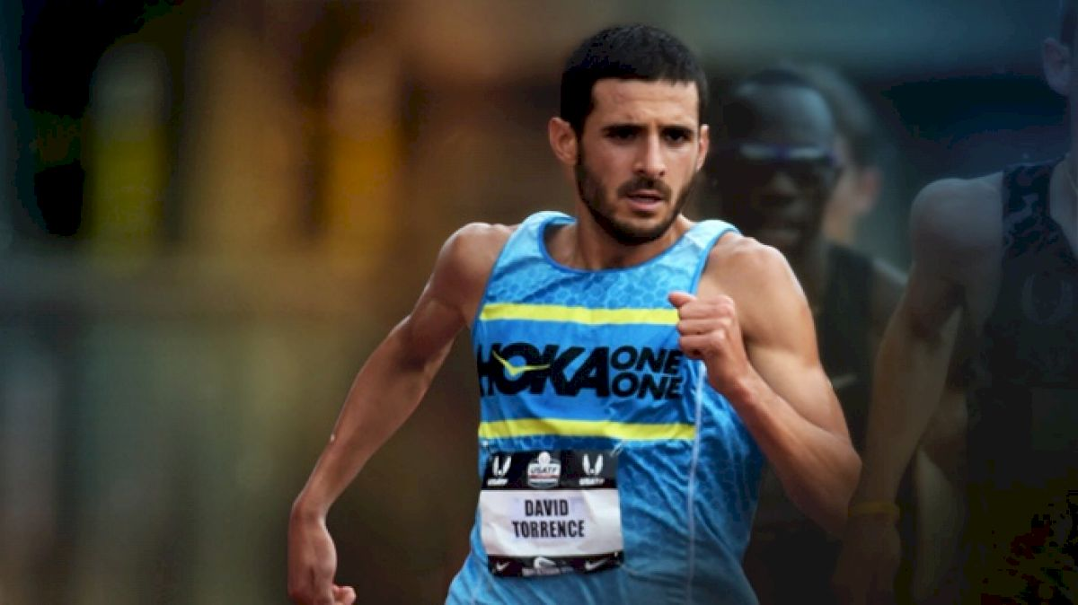 New Year's Resolutions With Hoka One One's David Torrence