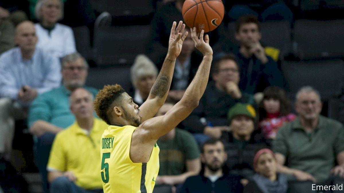 Skills Breakdown - Oregon Guard Tyler Dorsey