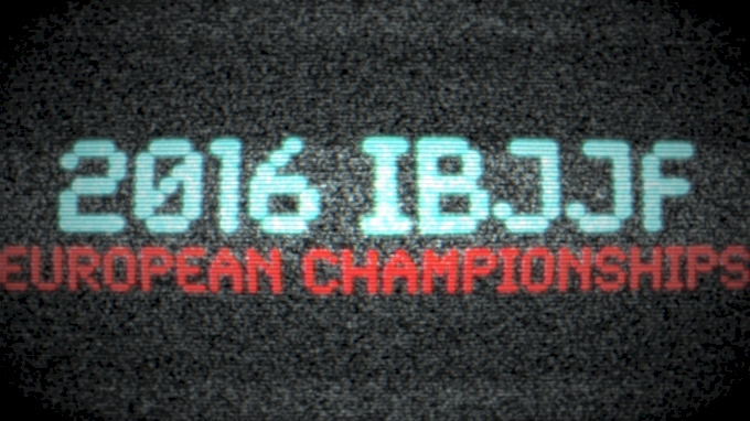 IBJJF Euros; Jan. 20-24 LIVE on FloGrappling!
