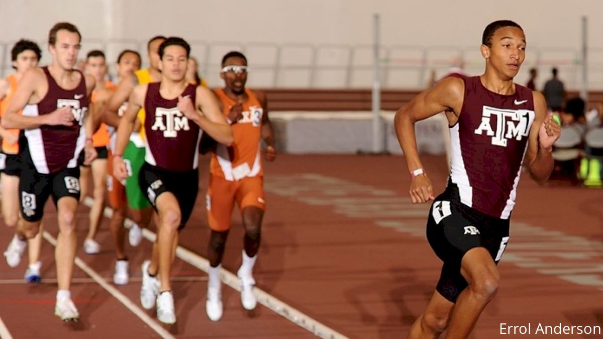 Donavan Brazier Is A Monster: Freshman Ran 1:14 600m Time Trial In November
