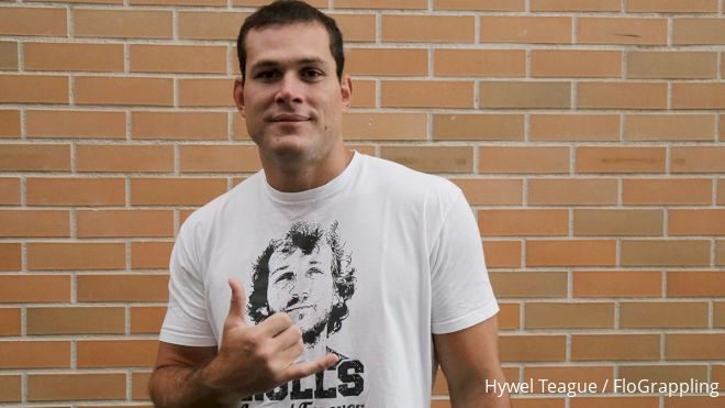 Roger Gracie Looks Back To His Legendary ADCC Performance