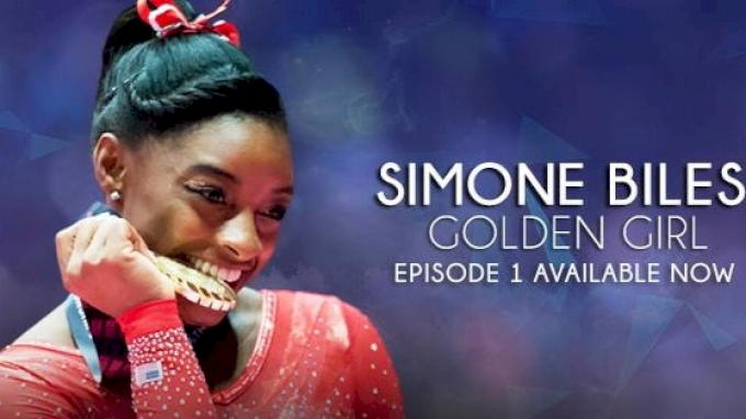 picture of Simone Biles: Golden Girl