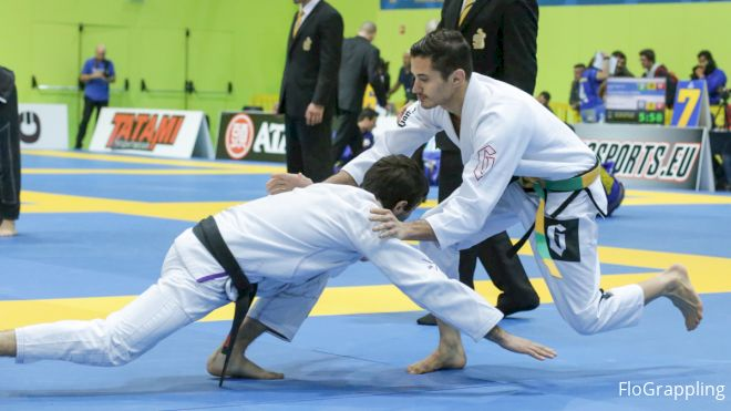 After 2 Years Away Caio Terra Says He's Focused On Worlds For 2016