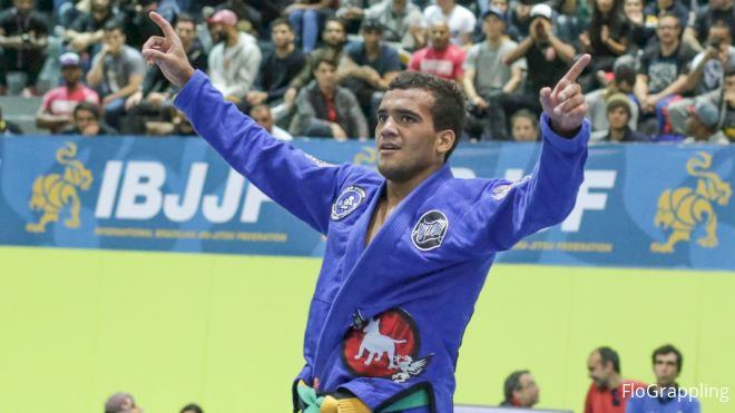 Back With A Bang! Marcio Andre Returns To Action And Wins IBJJF Euro Gold
