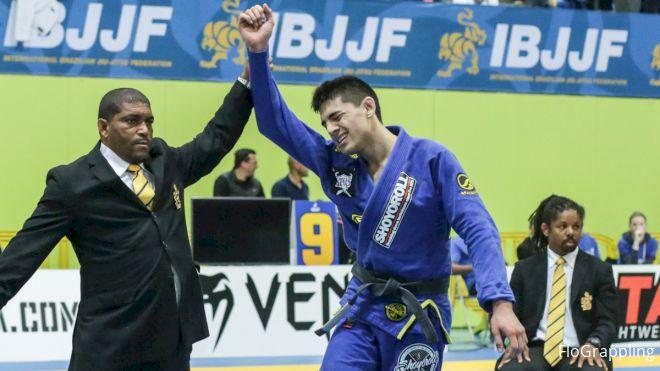 How Michael Liera Jr Went From Black Belt Hopeful To European Champion