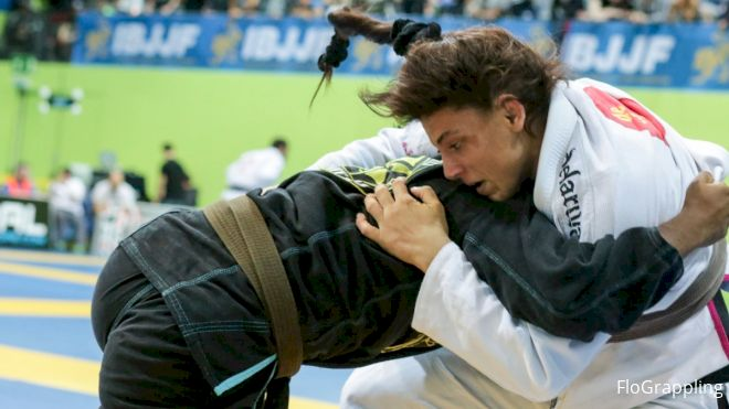 Talent Scouting Report: Top Up & Coming Brown Belts In BJJ