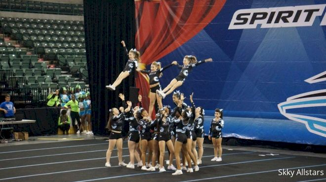 Northeast Championships: Skky Allstars - Will They Win Grand Champs Again?
