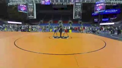 138 lbs Consi Of 4 - Alec Peralta, California vs Ramon Ramos, Arizona