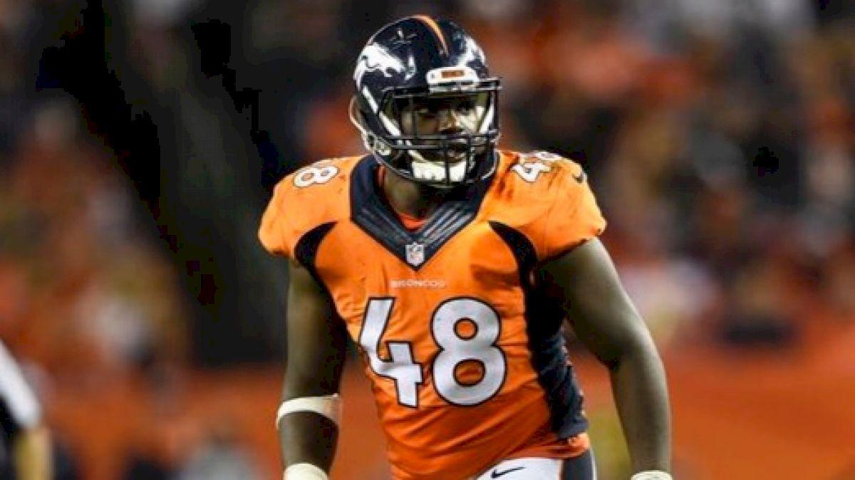 Super Bowl Bound Broncos' Linebacker Shaq Barrett Credits Wrestling