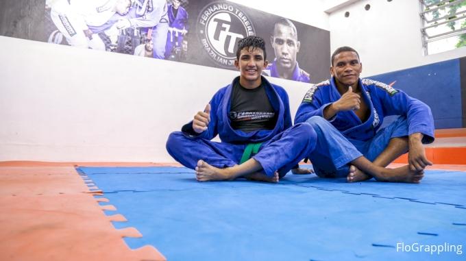 Rolling in Rio: 15yo Green Belt & Black Belt