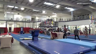 Baylie Belman - Vault, Metroplex Gymnastics - 2021 Region 3 Women's Championships