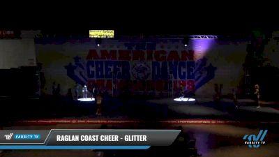 Raglan Coast Cheer - Glitter [2021 L1 Mini Day 1] 2021 The American Celebration DI & DII