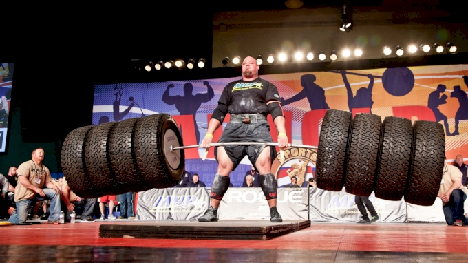 picture of 2016 Arnold Strongman Classic