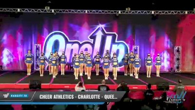 Cheer Athletics - Charlotte - QueenCats [2021 L6 International Open - NT Day 2] 2021 One Up National Championship