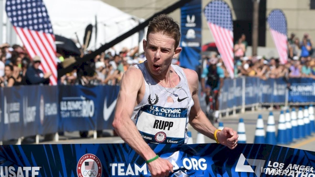 Galen Rupp Aces Debut To Win Trials Marathon, Meb & Ward Join Him On Team