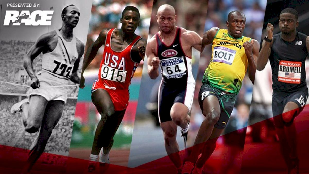 Jesse Owens And The 100m World Record Timeline