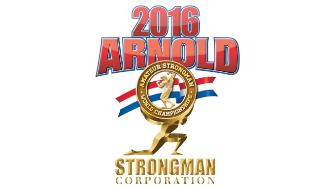 picture of 2016 Arnold Amateur Strongman World Championships