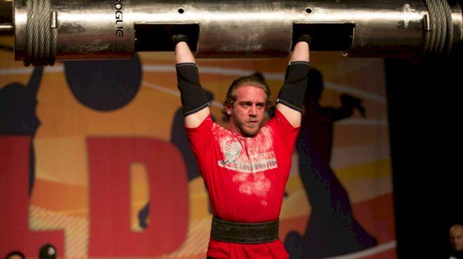 Arnold Amateur Strongman World Championship Events