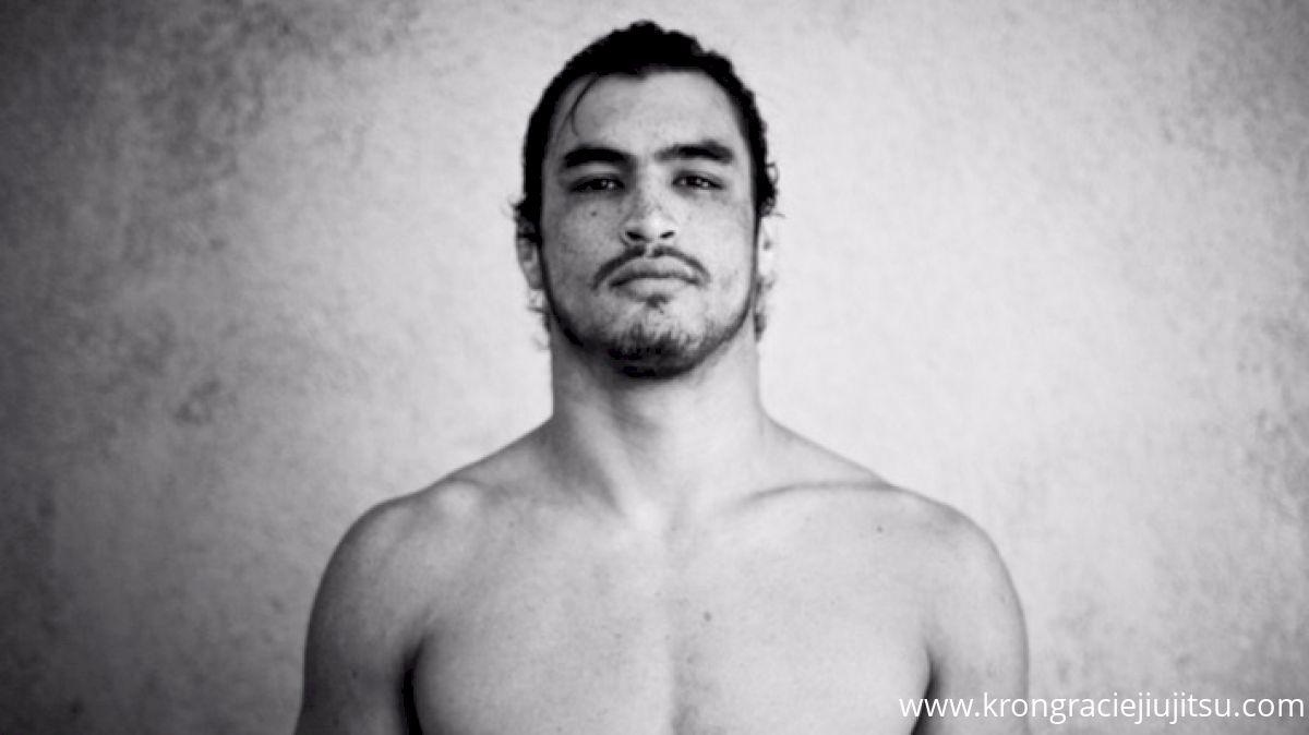 Kron Gracie Wins UFC Debut With Jiu-Jitsu