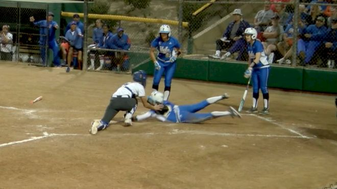 You make the Call. Was She Out or Safe?