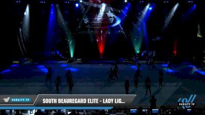 South Beauregard Elite - Lady Lightning [2021 L1 Mini Day 2] 2021 The U.S. Finals: Pensacola