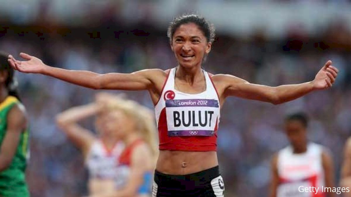 Olympic 1500m Silver Medalist Gamze Bulut Tests Positive