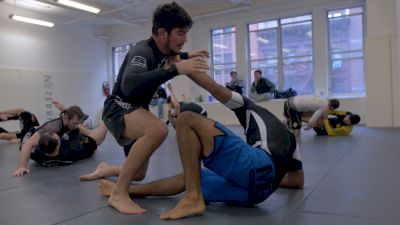 INSIDE MGA: Marcelo Garcia's Advanced No-Gi Class