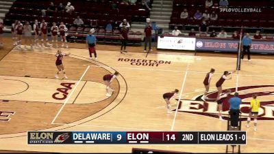Replay: Delaware vs Elon | Sep 26 @ 1 PM