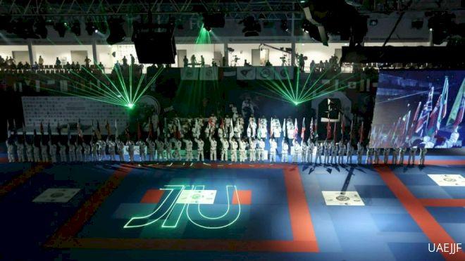 2016 Abu Dhabi World Pro (male black belt absolute)
