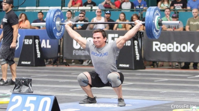 picture of 2017 CrossFit Team Series