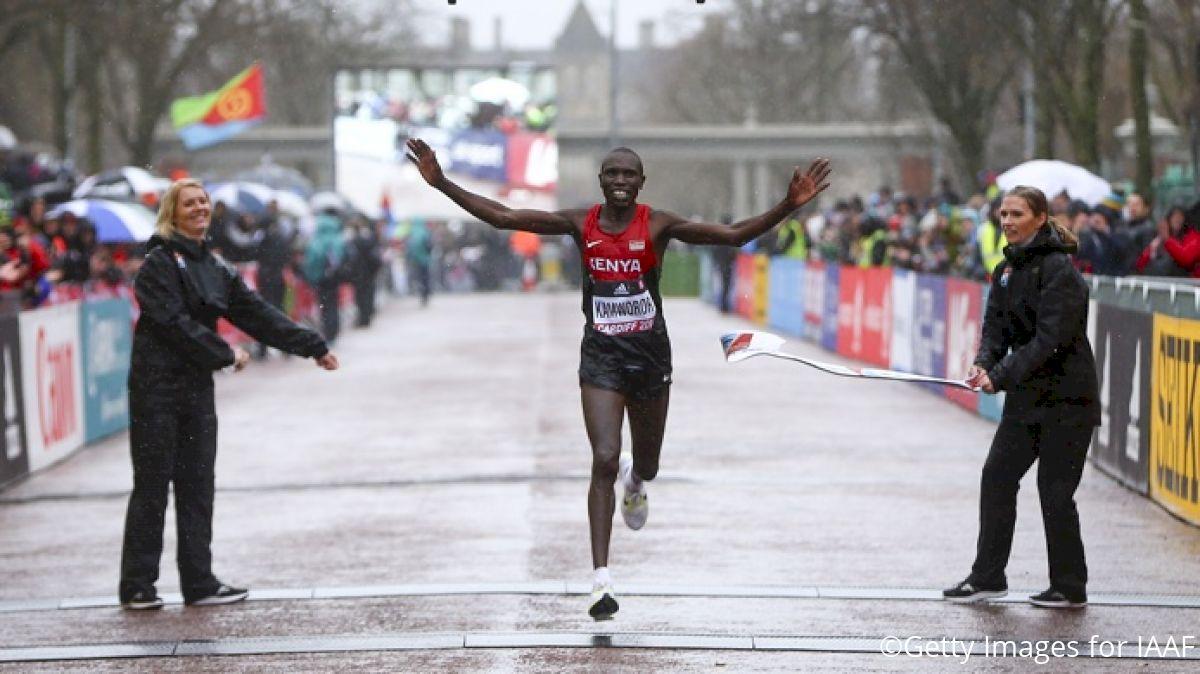 Kenyan Duo Clobber Mo Farah As Kamworor Repeats At World Half