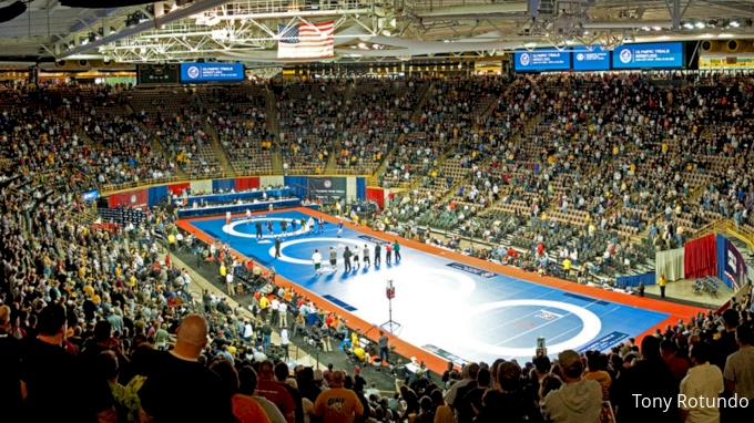picture of 2016 U.S. Olympic Trials