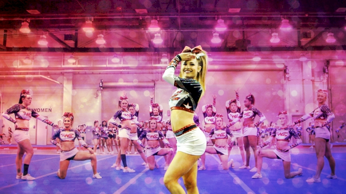 picture of Beyond The Routine: Woodlands Elite