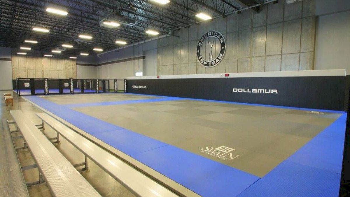 Photos and Virtual Tour Inside The New American Top Team Dream Gym!