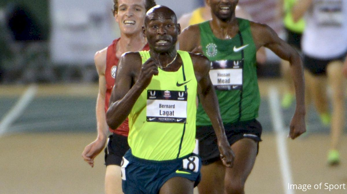 Bernard Lagat to Debut in 10k at Payton Jordan Invitational