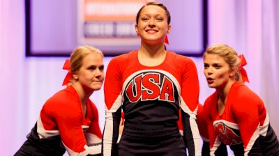USA National Cheer Team On Representing United States
