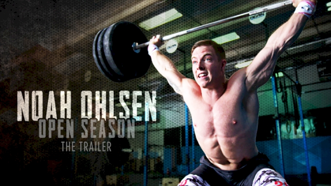Noah Ohlsen: Open Season 2016 (Trailer)